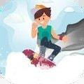 滑雪技巧除雪 V1.0 安卓版