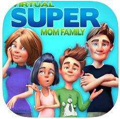 虚拟超级妈妈家庭护理 V1.0 苹果版