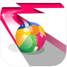 方块区冲刺小球 V1.0 苹果版