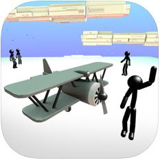 火柴人飞行员 V1.0 苹果版