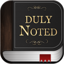 Duly Noted V1.3 Mac版