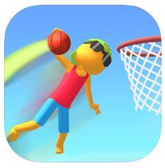 扣篮冲刺3D V1.0 苹果版