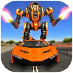 机器人汽车改造战争 V1.0 苹果版