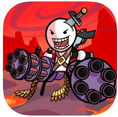 One Gun 2 Stickman V1.0 苹果版