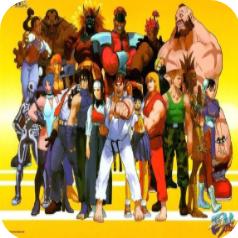 街头霸王EX爆气版免费街机游戏下载-街头霸王EX爆气版手游安卓版下载