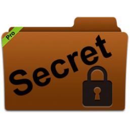 Secret Files Pro V2.2 Mac版