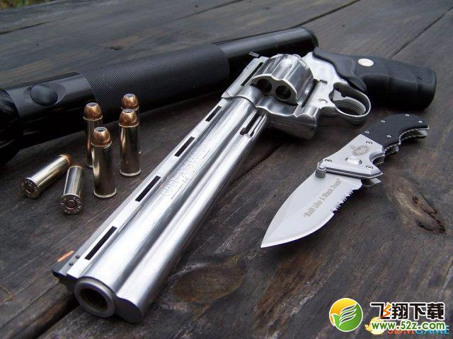 GTA5手枪篇-Heavy Revolver 重型左轮手枪图鉴/原型一览_52z.com