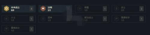 lol云顶之弈10.16八未来泽拉斯阵容玩法攻略