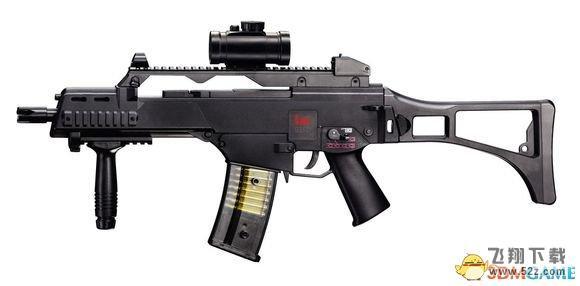 GTA5突击步枪篇-Special Carbine 特殊卡宾枪图鉴/原型一览