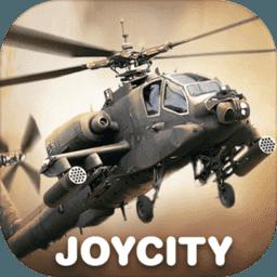 炮艇战3D直升机安卓破解版