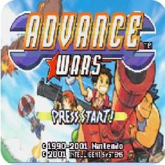 高级战争 GBA版