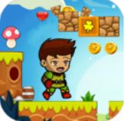 超级英雄丛林冒险 V1.0.4 安卓版