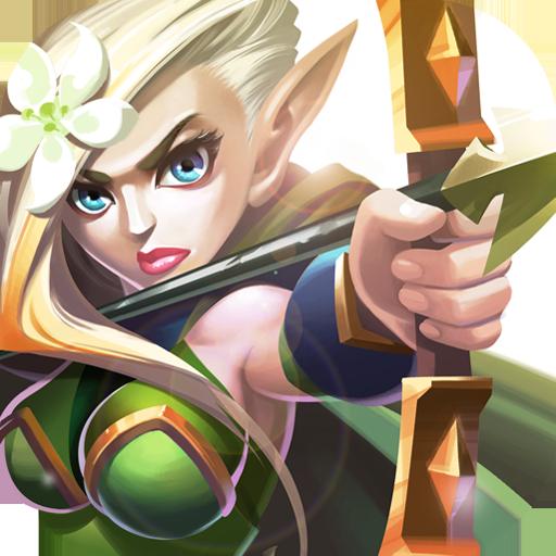 魔法热潮:英雄(Magic Rush Heroes)安卓破解版