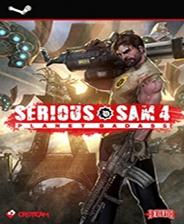 英雄萨姆4 单机破解版