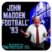 约翰马顿美式足球93 联网版