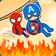 英雄救援绳索拼图 V1.2 安卓版
