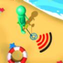 海滩寻宝3D V1.0 苹果版