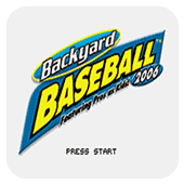 后院棒球2006 美版