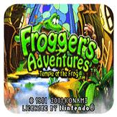 青蛙冒险蛙之殿堂 美版