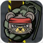 泰迪熊炸僵尸