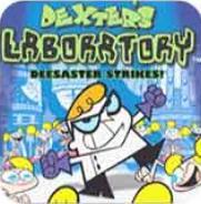 德克斯特幸运的实验室 美版