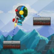 火箭人行动赛跑者 V1.0 苹果版