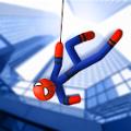 火柴人超级英雄钩 V1.1 安卓版