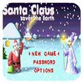 圣诞老人救地球 欧版