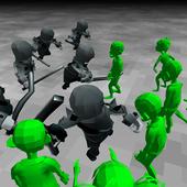 僵尸军队战斗模拟 V1.09 安卓版