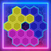 荧光六边形拼图 V1.4 安卓版