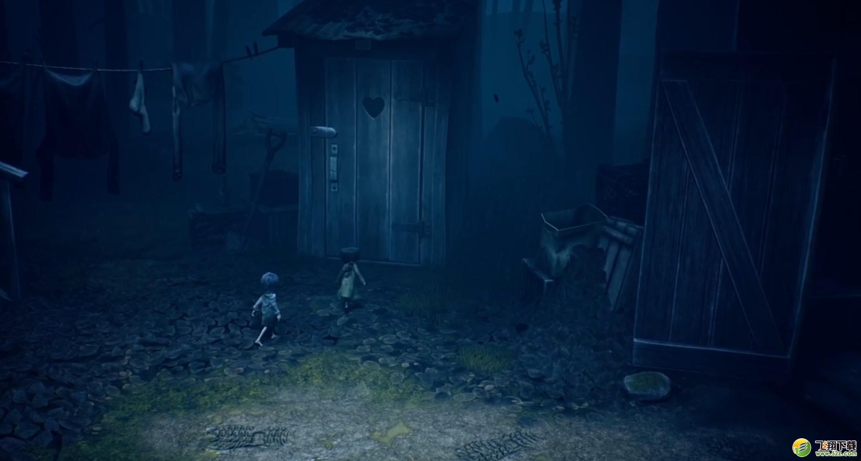 《小小梦魇2》第一章影子位置一览_52z.com