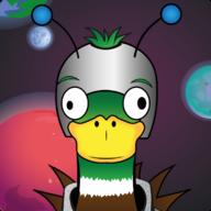 太空捣蛋鸭 V1.51 安卓版