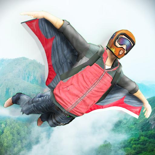 翼装高空跳伞模拟器3D V1.3 安卓版