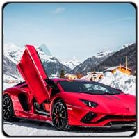 兰博基尼汽车雪地赛车 v1.0 苹果版