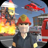 城市消防员英雄 V1.0.0 安卓版