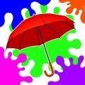 染色雨伞大乱斗 V1.0 安卓版