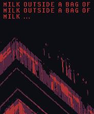 一袋牛奶之外的一袋牛奶之外的牛奶 英文版