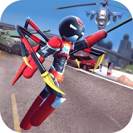 火柴人城市英雄 V6.0 苹果版