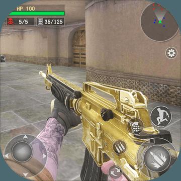 反恐行动顶级射手 V1.2 苹果版