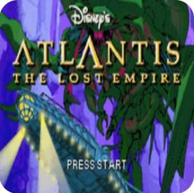 亚特兰帝斯失落的帝国 美欧版