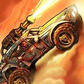 公路勇士:战斗赛车 无限金币版