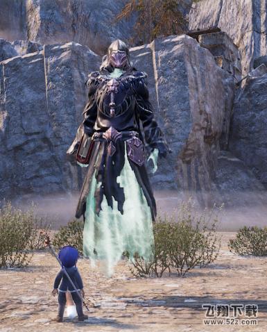 神佑释放幽灵骑士在哪-神佑释放幽灵骑士位置一览