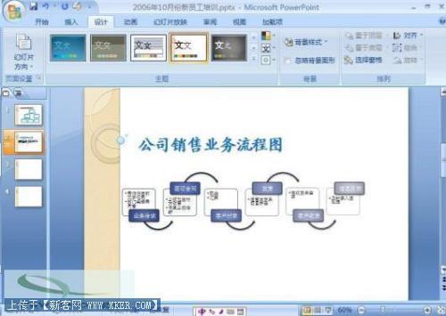 首页 教程首页 软件教程 应用软件 > powerpoint2007用smartart制作