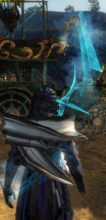激战2长弓苍蓝烈焰制作材料及配方攻略