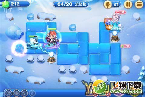 天天来塔防第21关通关攻略_52z.com