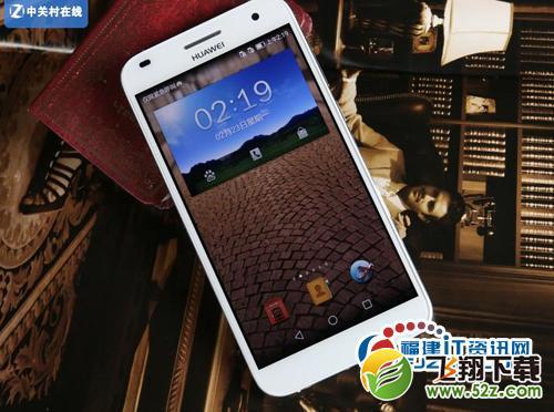 华为g7双4g手机购买价格功能配置介绍_52z.com