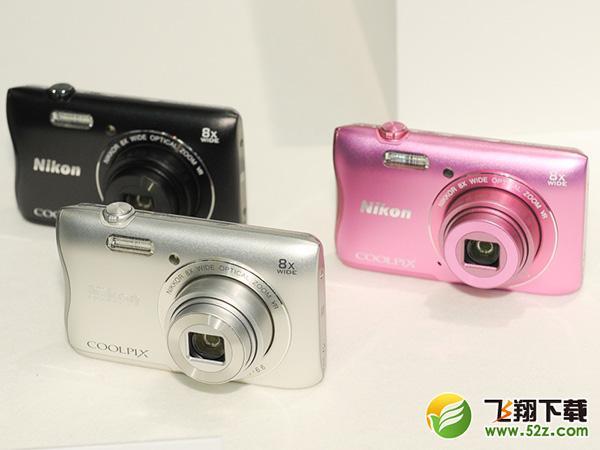 尼康s3700相机购买价格功能配置介绍_52z.com
