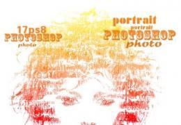 打造Photoshop超酷的彩色文字人像教程