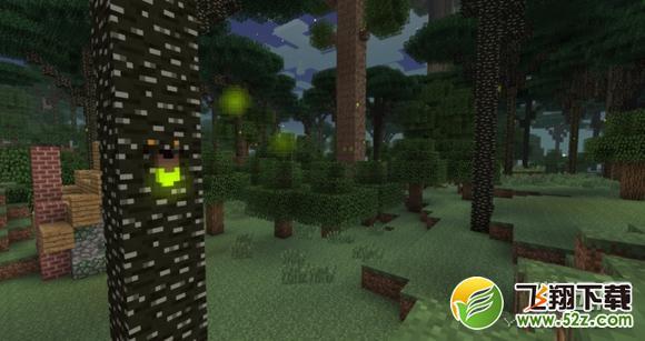 《我的世界》暮色森林建造图文教程