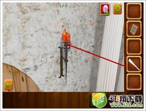 密室逃脱天下倾尽4第8关过_密室逃生公寓橙光游戏逃脱公寓攻略图片